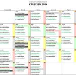 Księżycowy kalendarz rolniczy kwiecień 2014